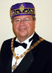 S.GI.G. of MN, Ill. Jerry B. Oliver, 33°